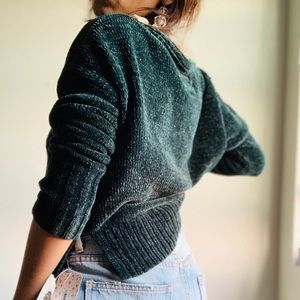 Hollister Chenile Sweater